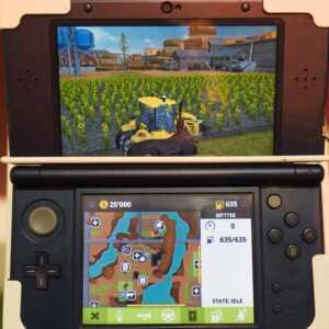 Visuellement loin derrière les plateformes concurrentes, la version 3DS tire son épingle du jeu grâce à ses 2 écrans et son effet relief.