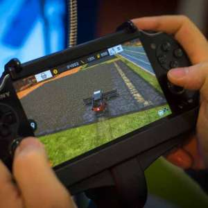 Une version PS Vita déjà très avancée.