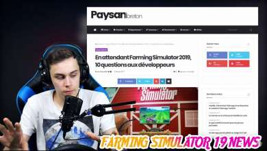 Photo of Farming Simulator 19 : « Stop Fake News », ce serait bien oui…