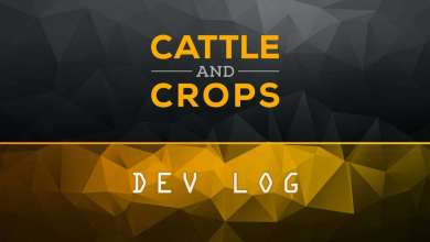 Photo of Le DevLog #2 de Cattle and Crops est en ligne !