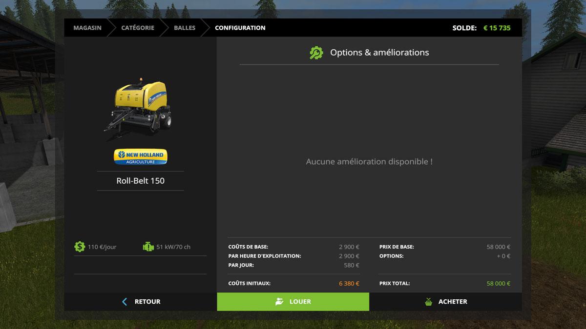 Farming simulator 17 2017 premier jour dans la peau d for Louer son garage