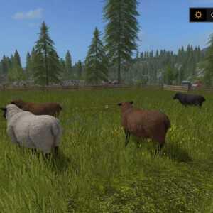farming simulator 17 moutons
