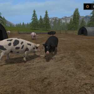 farming simulator 17 porcs