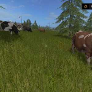 farming simulator 17 vaches