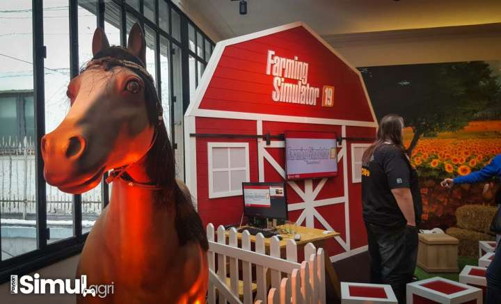Sans grande surprise, l'élevage de chevaux fait son apparition dans Farming Simulator 19.