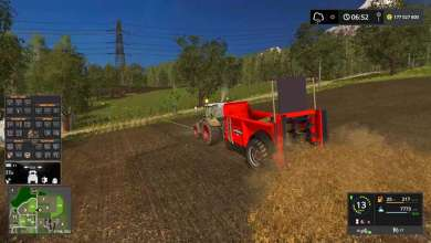 Photo of Sodimac Rafal 3300 – Épandeur à fumier pour Farming Simulator 17