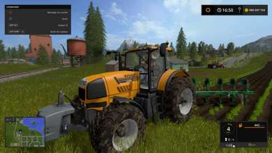 Photo of Mod Renault Atles 925/936 RZ pour Farming Simulator 17