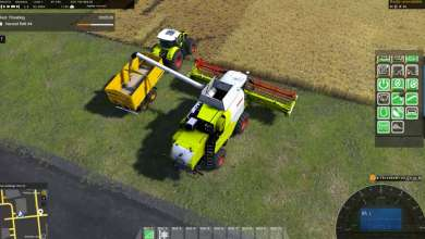 cattle and crops claas tucano 2