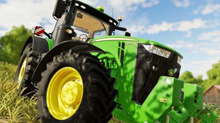 Le voile est levé. John Deere sera bien présent dans Farming Simulator 19.