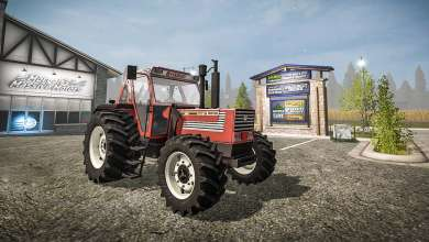 Photo of Fiatagri 180-90 : Papy fait de la résistance sur Farming Simulator