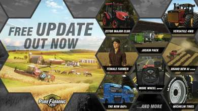 Photo de L'update 1.3 de Pure Farming est disponible !