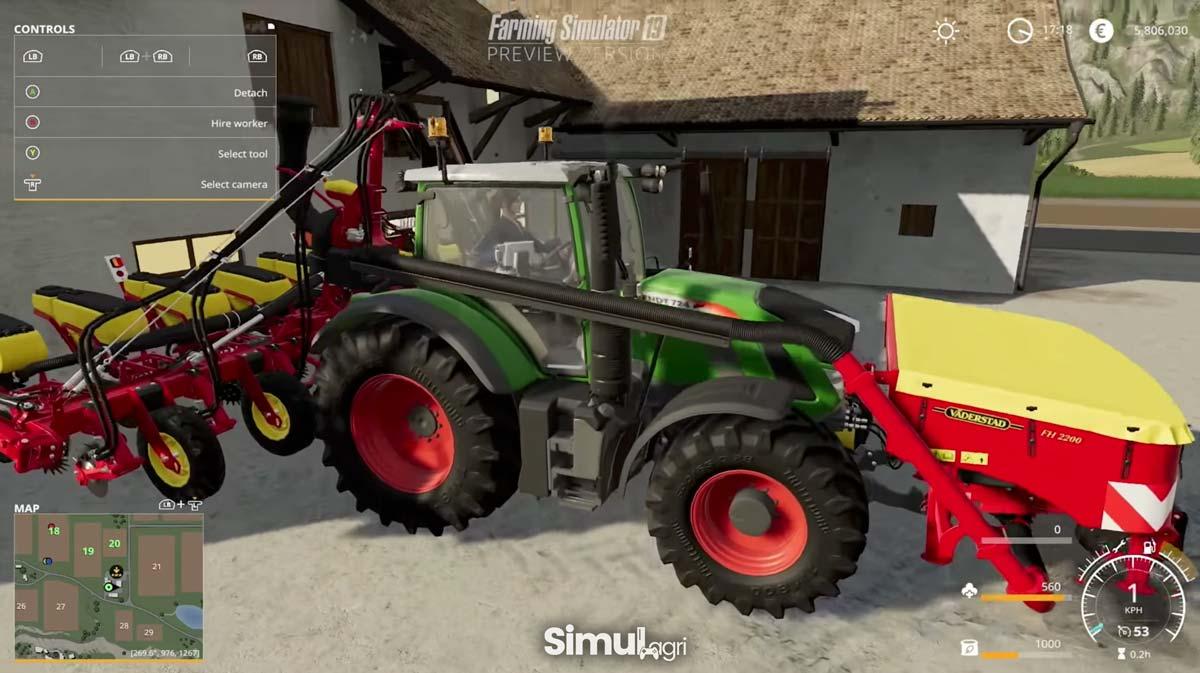 Farming Simulator 19 : On a eu le jeu entre les mains