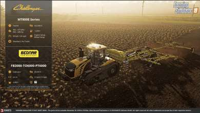 Photo of FactSheet Farming Simulator 19 : Bednar vole la vedette