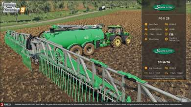 Photo de Farming Simulator 19 accueille Samson et Garant Kotte