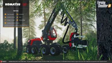 Photo of Du matériel forestier pour farming simulator 19