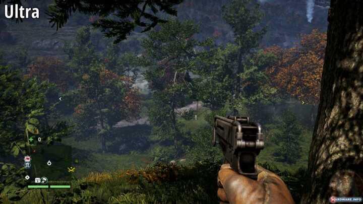 De l'HDR, de la profondeur de champ, des détails à gogo, et tout ça il y a 4 ans dans Far Cry 4. © us.hardware.info