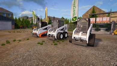 Photo of Bobcat 863 Turbo : le félin sort ses griffes sur Farming Simulator 17