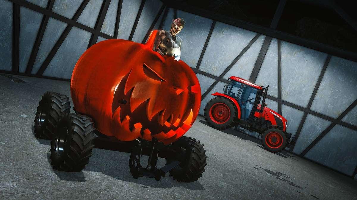 Pour Halloween, on va pouvoir faire des vidéos complètement tordues.