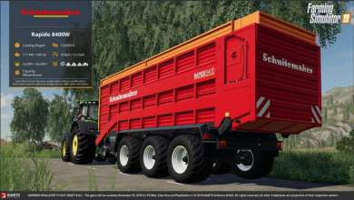 Photo de Farming Simulator 19 : Schuitemaker, star du fourrage