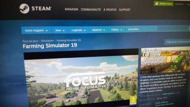 Photo de Farming Simulator 19 en tête sur Steam