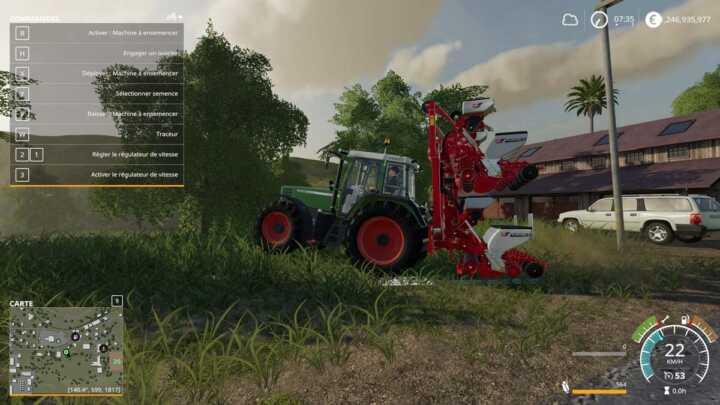 Ne faites pas comme moi, mettez une masse à l'avant sur vos petits tracteurs.