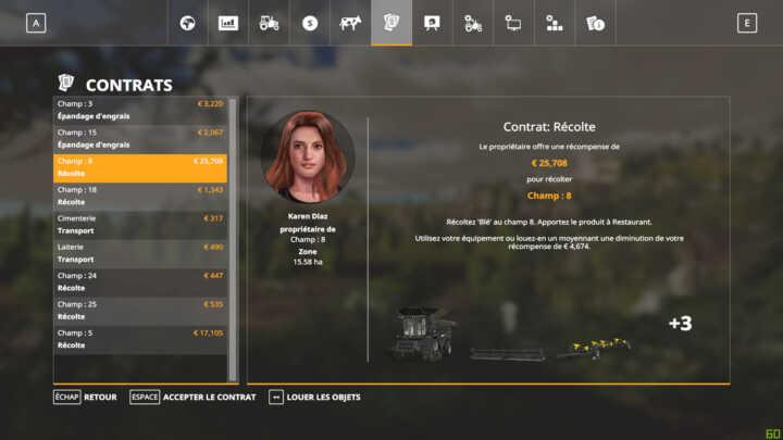 Avec ou sans votre matériel, des missions s'ajoutent à mesure que vous jouez.