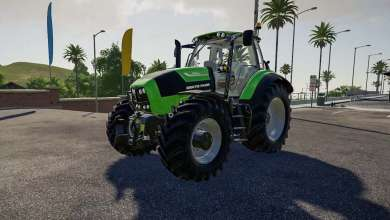 Photo of Deutz Fahr Serie 7 : une cuvée FS 19 au goût de FS 15