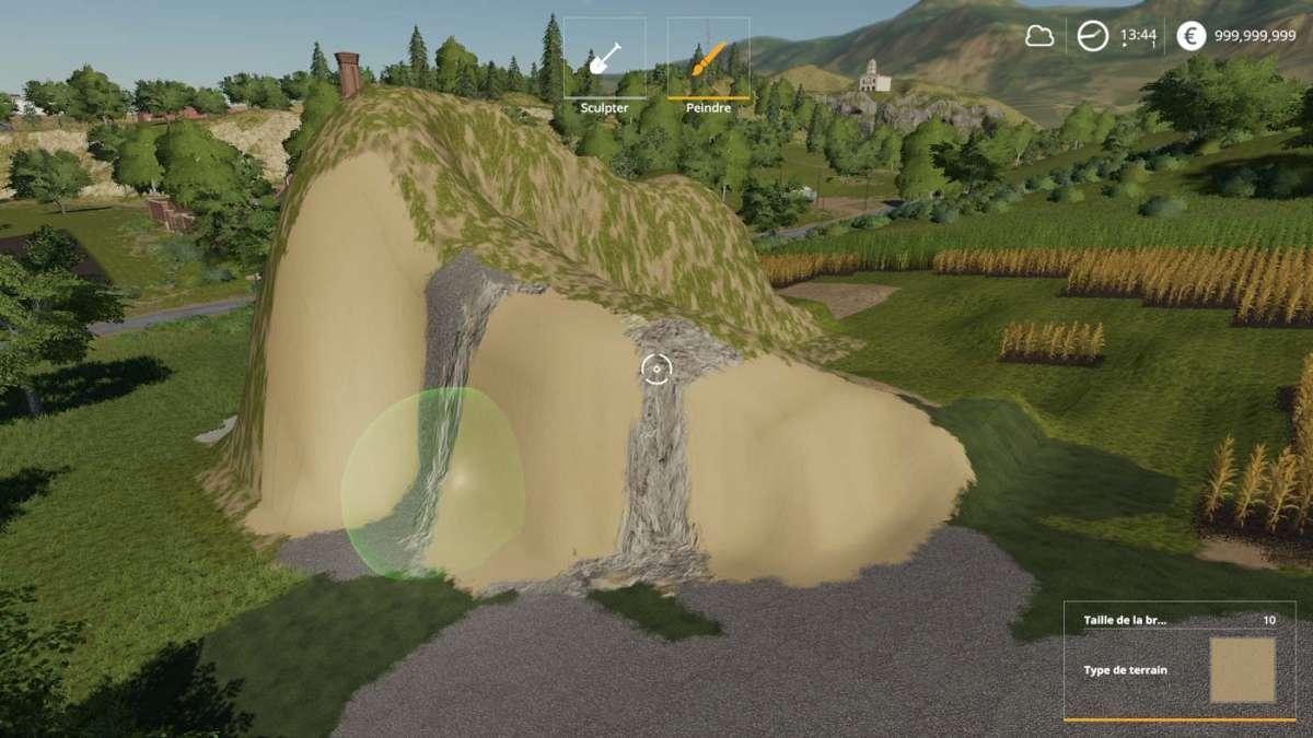Laissez libre cours à votre imagination avec le mode paysage !