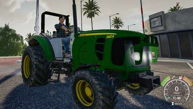 Photo of Un John Deere 2032R pour Farming Simulator 19… qui n'en est pas un