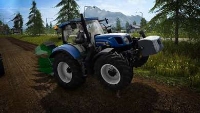 Photo de moreRealistic : Farming Simulator 17 rend sa copie de physique