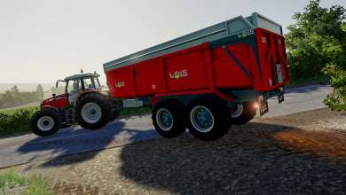 Photo of Une benne monocoque Lair SP240 pour FS 19