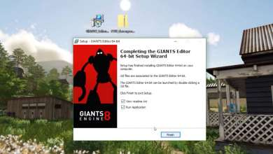 Photo of Installer Giants Editor 8 et modifier un mod