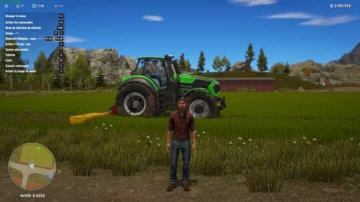 Les nouveaux ouvriers savent bien comment gérer la fauche de l'herbe.