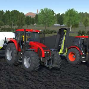cattle and crops zetor 2