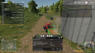 Photo de CoursePlay FS19 Tuto #01 : Livrer le contenu d'un silo