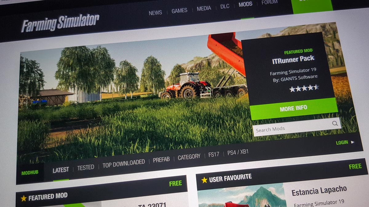 Farming Simulator 19 : Comment sont validés les mods sur consoles