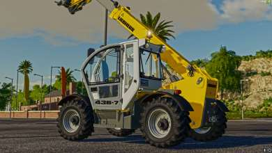 Photo of Liebherr TL 436-7 : un télescopique fidèle à Farming Simulator