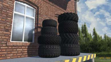 cattle and crops tire profiles