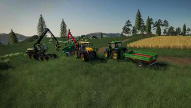 courseplay fs19 forestier
