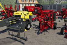 Photo de The first paid DLC Anderson for FS 19 arrives in March