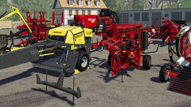 Claas Axion and Xerion convert to FS 19 | SimulAgri fr