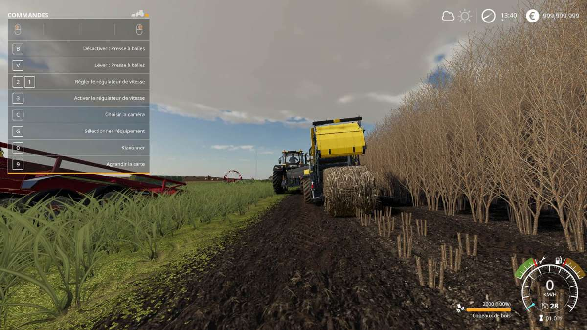 DLC Anderson Group for FS 19 expands forage and forestry