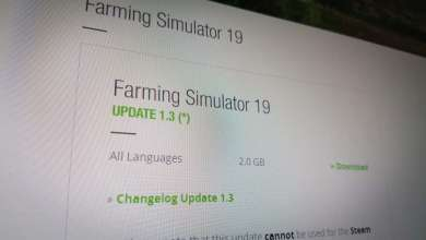 Photo de L'update 1.3 finale pour Farming Simulator 19 est là