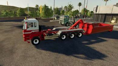 Photo of Sur FS 19, le pack IT Runner se promène à dos de camion