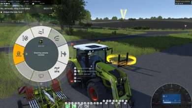Photo de Cattle and Crops 0.5: radial menu and new physics