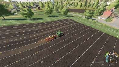 Photo de Nouvelle interface pour le CoursePlay 6 sur Farming Simulator 19