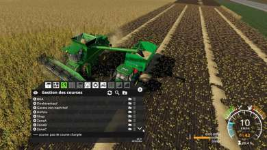 Photo de Dondiego, une map FS 19 optimisée CoursePlay