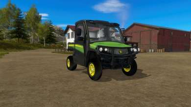 Photo de John Deere Gator XUV835M : Pure Farming a droit à la version essence
