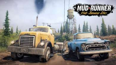 Photo of MudRunner équipe le GMC DW950 du DLC Old-Timers
