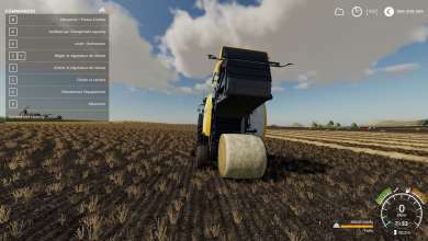 Photo of Des presses (ultra) haute densité pour Farming Simulator 19